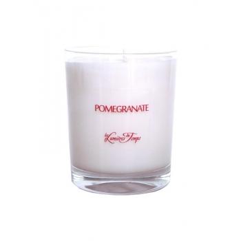 Bougie Végétale parfumée pomegranate - 180 g - Les Lumières du Temps
