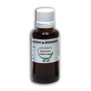 Macérat de bourgeons  Bouleau 10 ml