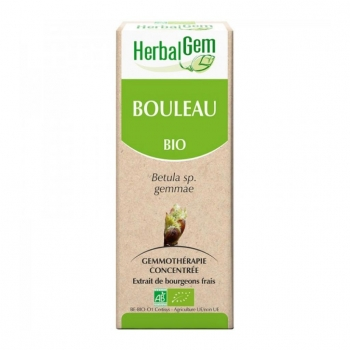 Macérat de Bouleau - Concentré de bourgeons Bio - 50ml