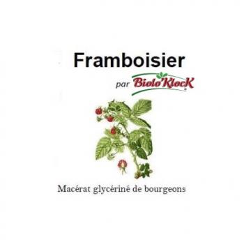 Macérat de bourgeons de Framboisier - 15ml
