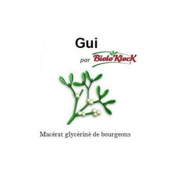 Macérat de bourgeons de Gui - 15ml