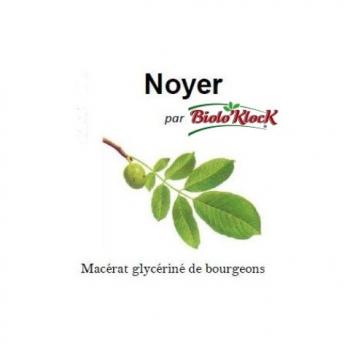 Macérat de bourgeons de Noyer - 15ml