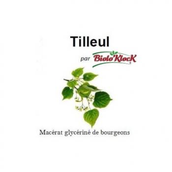 Macérat de bourgeons de Tilleul - 15ml