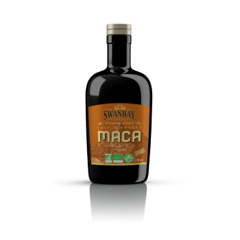 SWANBAY LIQUEUR® Maca & lait d'amande - Saveur Caramel