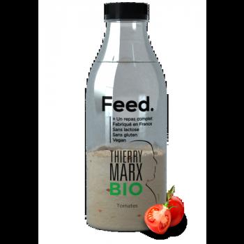 FEED. - Pack de 12 bouteilles repas BIO Tomates - 12x150g