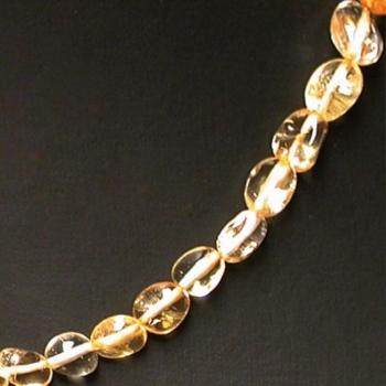 Bracelet en citrine