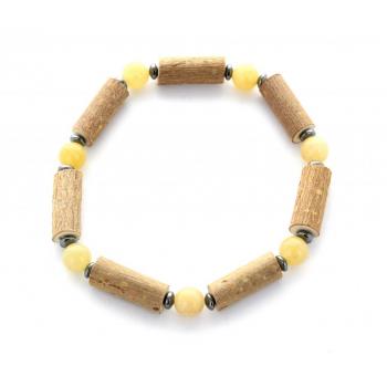 bracelet Noisetier Aventurine