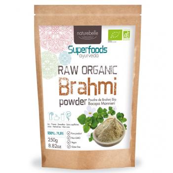 Brahmi bio Naturebelle 250g