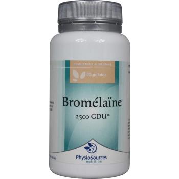 Bromélaïne 2500 GDU