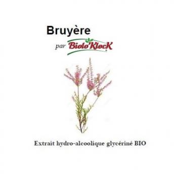 Extrait de Bruyère - 50ml