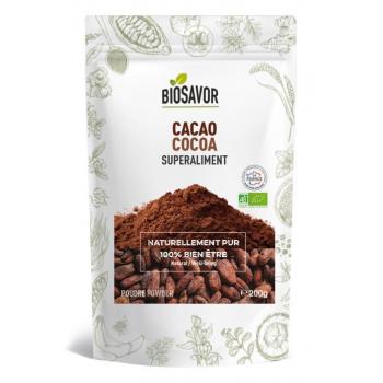 Cacao en poudre Bio - BioSavor