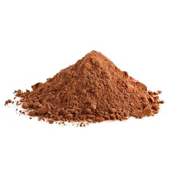 Cacao cru Bio équitable en poudre - 350 g - Sans sucre ni matière grasse ajoutés - Vegan
