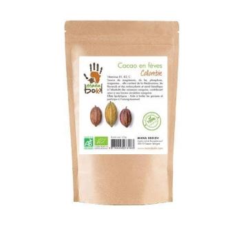 Cacao en fèves - 125g