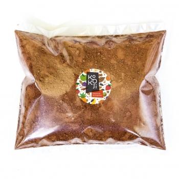 Cacao cru Bio équitable en poudre - 1 Kg vrac - Sans sucre ni matière grasse ajoutés - Vegan