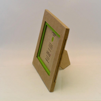 cadre popo rectangulaire vert