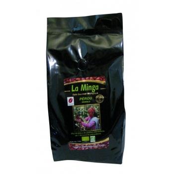 Café moulu 1 kilo