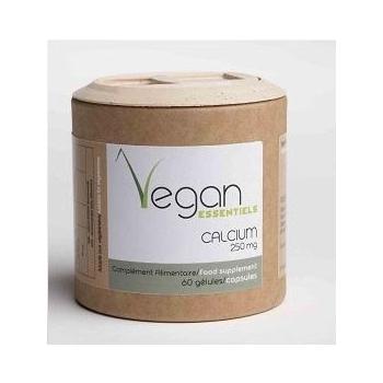 Calcium Vegan- 60 gélules - Complément Alimentaire  - Argalys