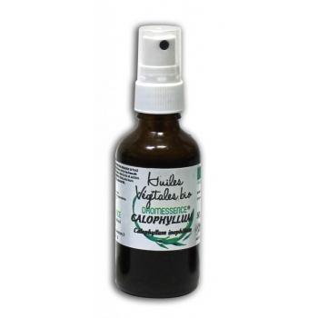 Huile végétale de Calophylle Inophyle vierge pure BIO  100 ml DROMESSENCE