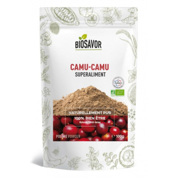 Camu-Camu en poudre Bio - 100g