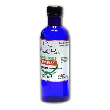 Hydrolat (ou eau florale )Cannelle de ceylan écorce 200 ml BIO DROMESSENCE