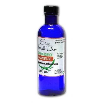 Hydrolat ' ou eau florale ) Cannelle de Ceylan ecorce 100 ml