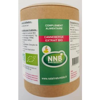 Canneberge Extrait Bio
