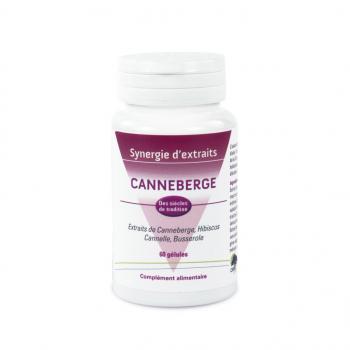 Canneberge - Voies urinaires - 60 gélules