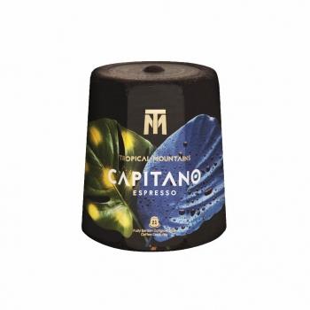 Capsules de café bio compostables CAPITANO Espresso