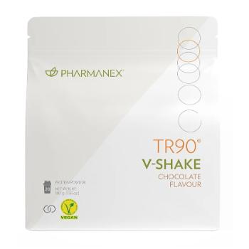 NU SKIN  TR90 V-Shake 500G – Boisson protéinée vegan au chocolat Nu skin