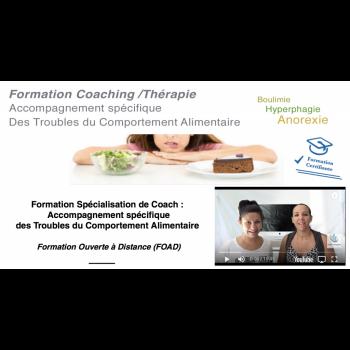 Formation en ligne Coach TCA