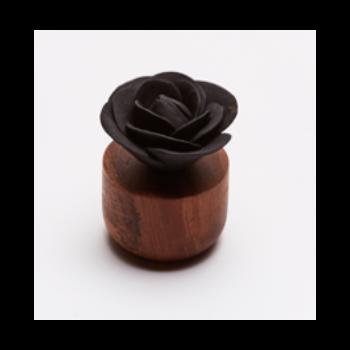 Diffuseur de parfum / Rose du Bengale Noir
