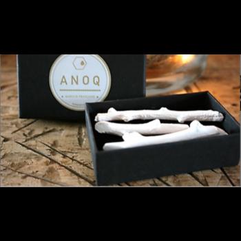Coffret bambou diffuseur de parfum