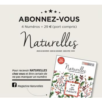 Abonnement à Naturelles