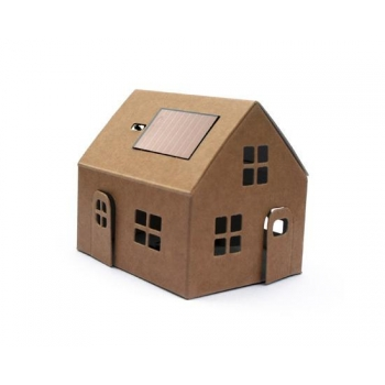 La mini maison solaire