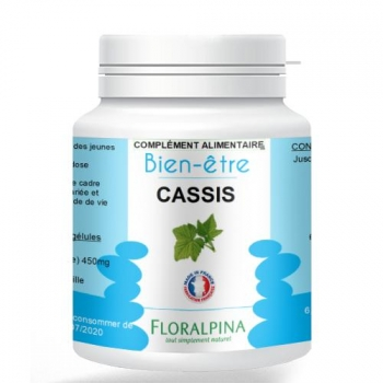 cassis complement alimentaire