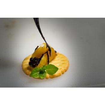 Caviar d'ail noir de Grèce 50g