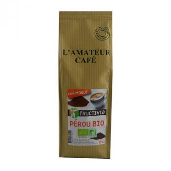 Café Bio moulu - Arabica Pérou - 250 g