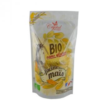 Farine de Maïs Bio sans gluten - 500 g