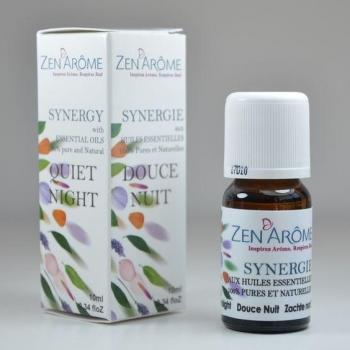 Synergie d'huiles essentielles DOUCE NUIT - pour diffuseur 10 ml