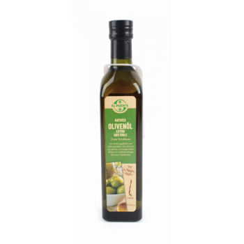 Huile d'olive extra vierge, chili