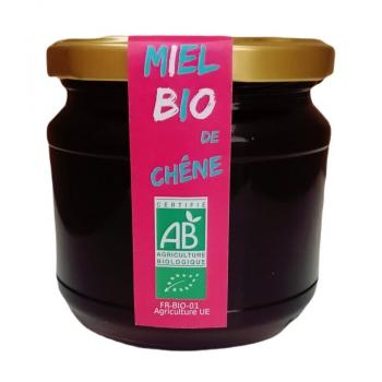 Miel Bio de Chêne Le Monopati 0,5kg