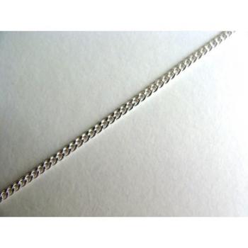 Chaînette en argent 925, 38 cm