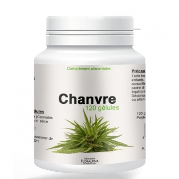 Chanvre complement alimentaire