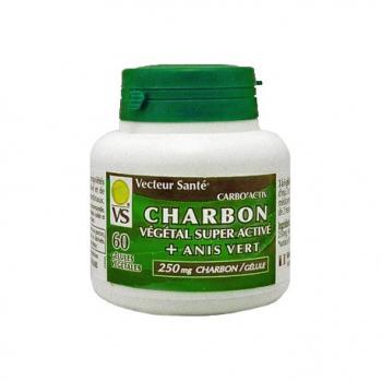 charbon-vegetal-super-active-anis-vert-vecteur-sante