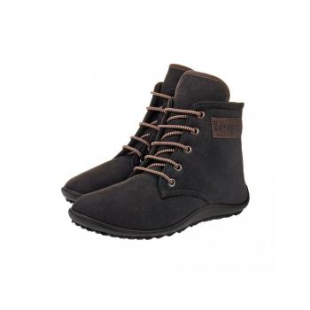Chaussures leguano CHESTER brun, sensation pieds-nus