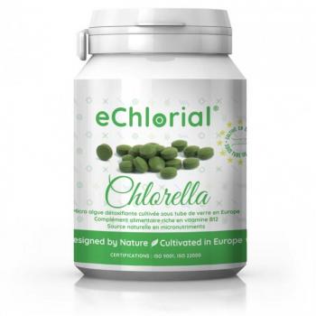 Chlorella Ultra pure-Echlorial - 330 comprimés