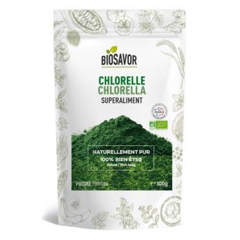 Chlorelle en poudre Bio - 100g