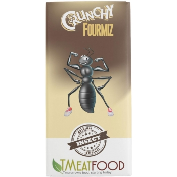 Crunchy Fourmiz (chocolat blanc)