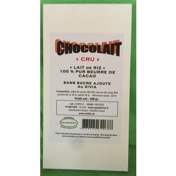 CHOCOLAIT CRU au Xivia