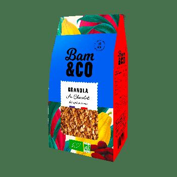 Granola Chocolat Gourmand